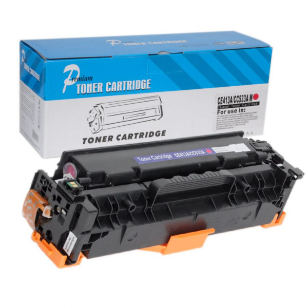 TONER HP 383 MAGENTA COMPATIVEL